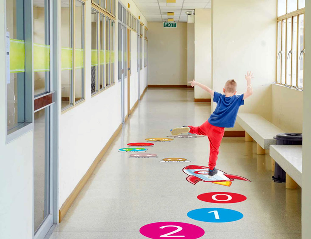 Active Learning and Sensory Paths
